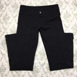 Lululemon pants sz 8 reg inseam 29 in black